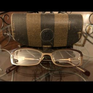 AWFH STYLE & GRACE COLLECTION Fendi 👓 Glasses